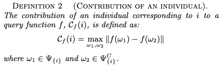 Differential Identifiability